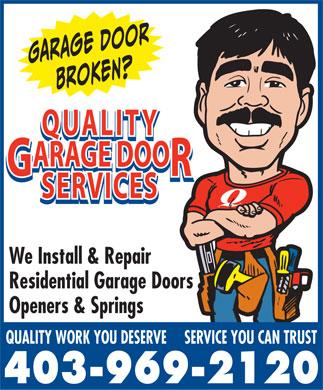 Navida Garage Door - Overview