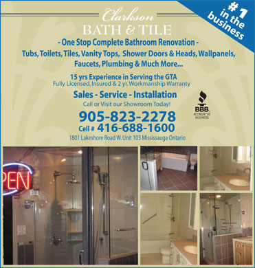 Welcome to Bath, Kitchen & Tile Center