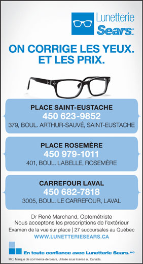 Sears Optical - $200 off eyeglasses  Rx sunglasses coupon