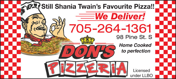 Best pizza in Timmins is the only place in Timmins that loads the topping on and that's what I love about them. All the other pizza places don't even compare to this place/5(6).
