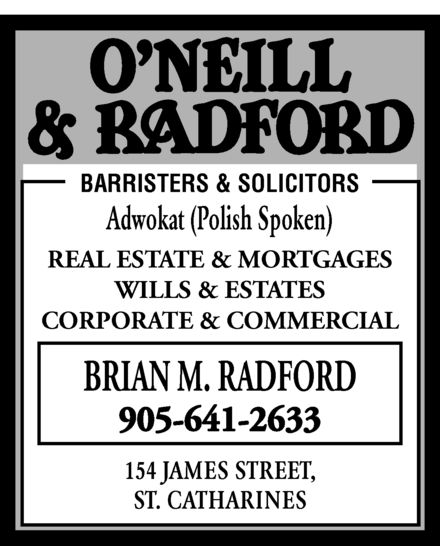 Ads Radford Brian M