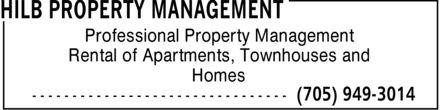 Ads Hilb Property Management
