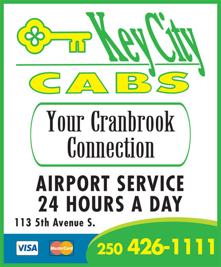 Ads Key City Cabs Ltd