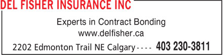 Ads Del Fisher Insurance Inc