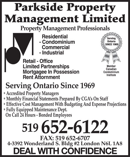 Property Management Ads Property Management Ltd