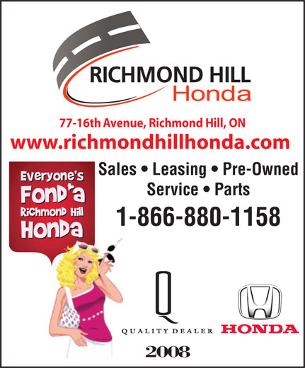 Honda Dealers In Richmond Va