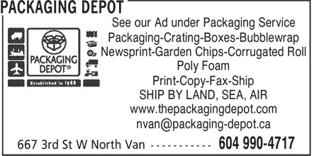 Ads Packaging Depot