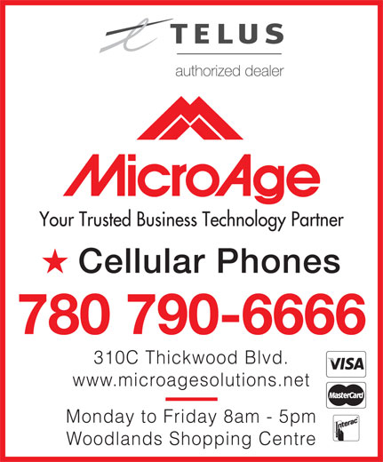 MicroAge (780-790-6666) - Display Ad -