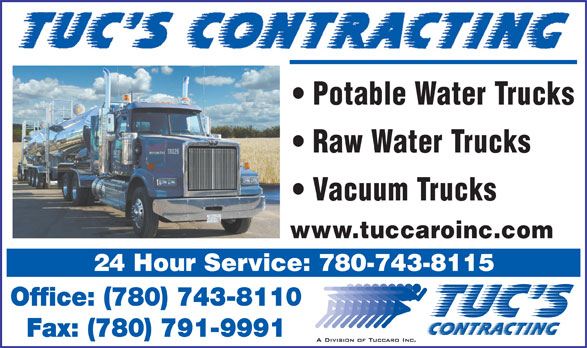 Ads TUC's Contracting