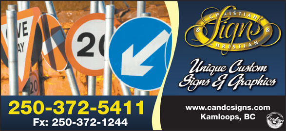 Ads Christian & Christian Signs Ltd