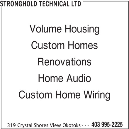 Ads Stronghold Electric Ltd