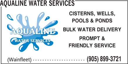 Aqualine Water Services