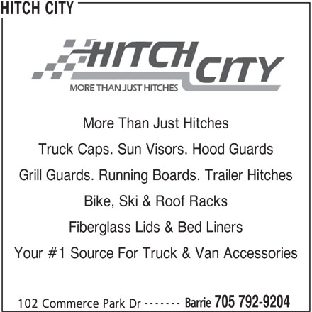 Ads Hitch City