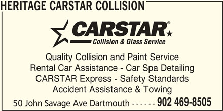 CARSTAR (902-469-8505) - Display Ad -