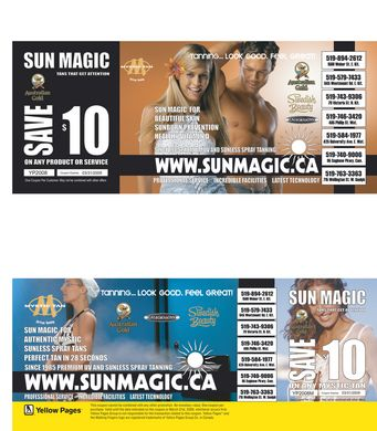 Sun Magic Tanning Spa (519-740-9006) - Deals