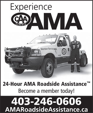 AMA (403-246-0606) - Display Ad