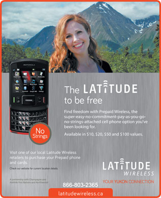 Latitude Wireless (1-866-803-2365) - Display Ad - 866-803-2365