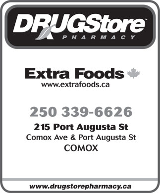 Drugstore Pharmacy (250-339-6626) - Display Ad