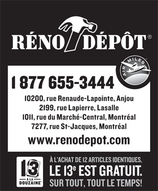 R&eacute;no-D&eacute;p&ocirc;t (1-877-655-3444) - Annonce illustr&eacute;e
