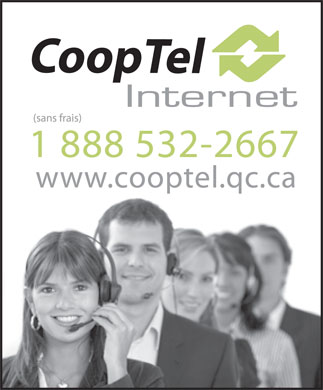 CoopTel (1-888-532-2667) - Display Ad