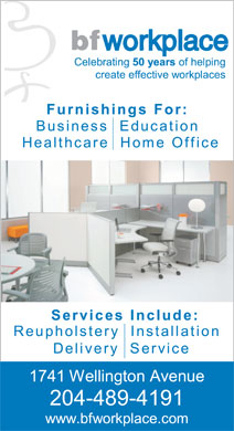 BF Workplace (204-489-4191) - Display Ad