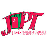 logo Jim&#039;s Portable Toilets &amp; Septic Service